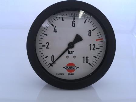 Hardi Manometer 16 bar D100 284830