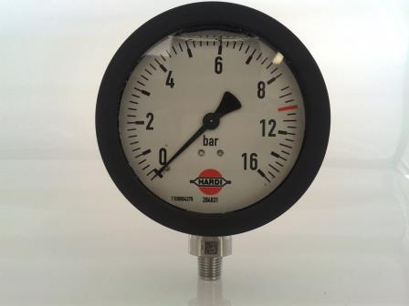 Hardi Manometer 16 bar D100 284830