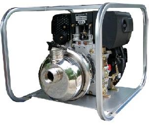 Rehwald Čerpadlo E500 s naftovým pohonom