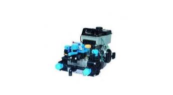 Bertolini membránové čerpadlo s benzínovým motorom